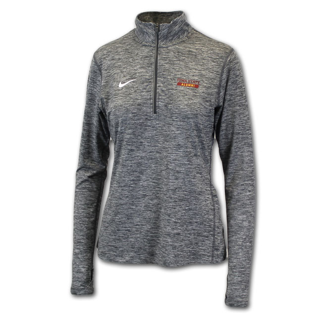 Image For Nike® Women's Iowa State Alumni 1/4 Zip