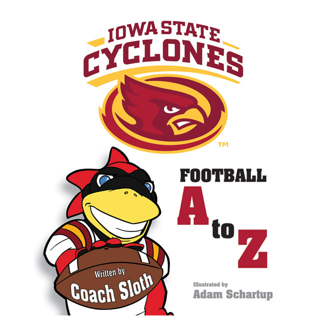 Image For Iowa State Cyclones Football A to Z by Coach Sloth