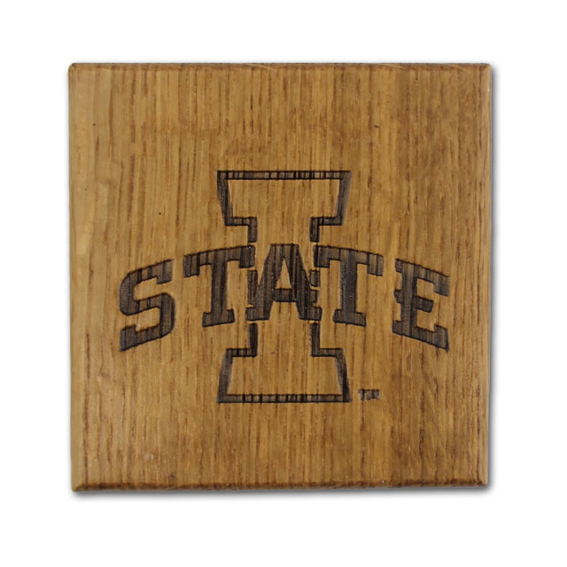 Image For I-State Barrel Coaster Set