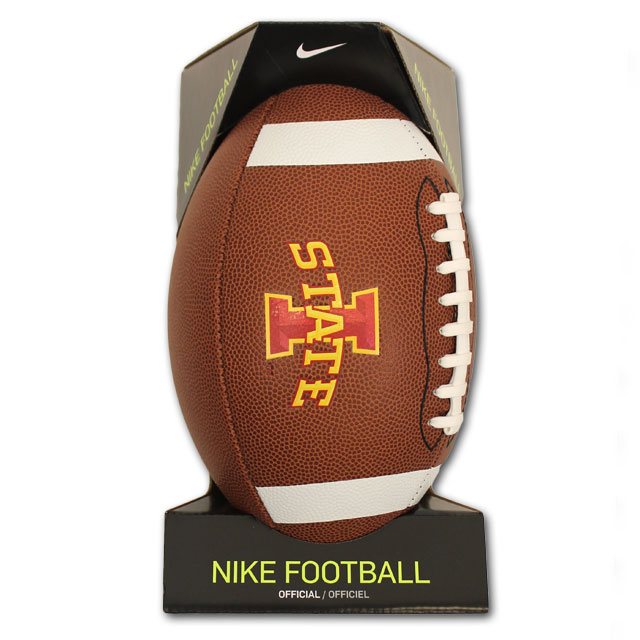 Image For Nike® I-State Football