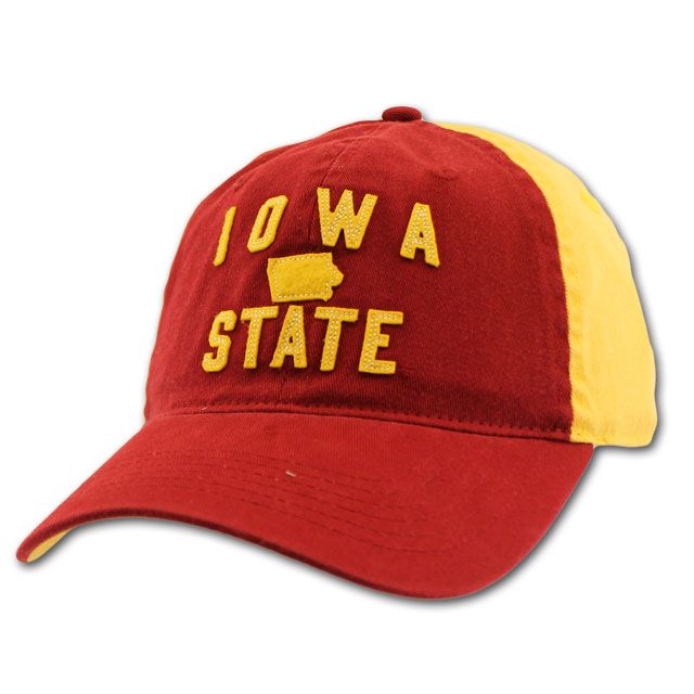 Image For Iowa State Cap (L/XL)* <i>WAS $12.00</i>