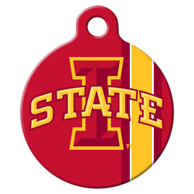 Image For I-State Dog Tag