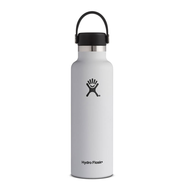 Image For Hydro Flask 21oz Standard Mouth (White)
