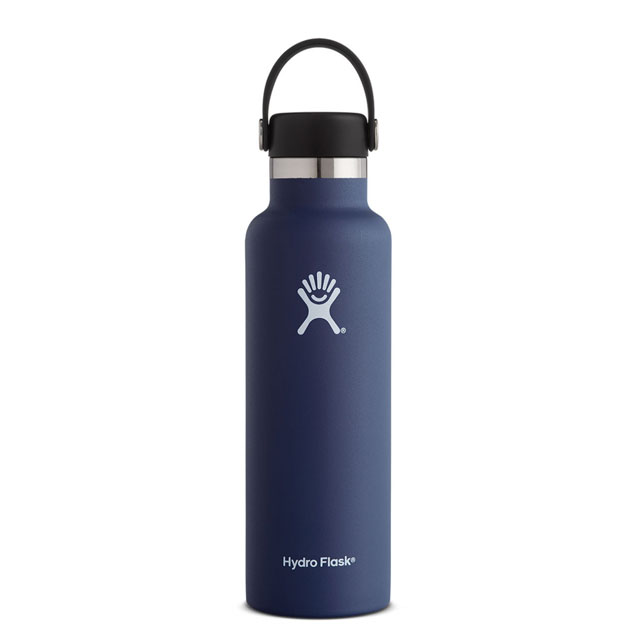 Image For Hydro Flask 21oz Standard Mouth (Cobalt)