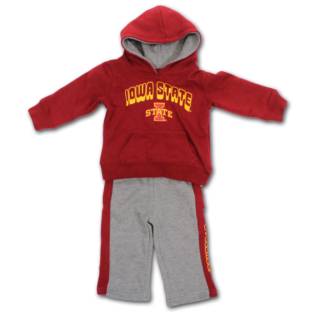 Image For *Colosseum Infant I-State Sweats Set <i>WAS $38.00</i>