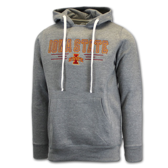 Image For Iowa State Hooded Sweatshirt (Gray)* <i>WAS $51.99</i>
