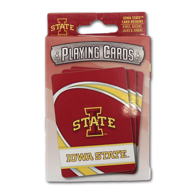 Image For I-State Playing Cards