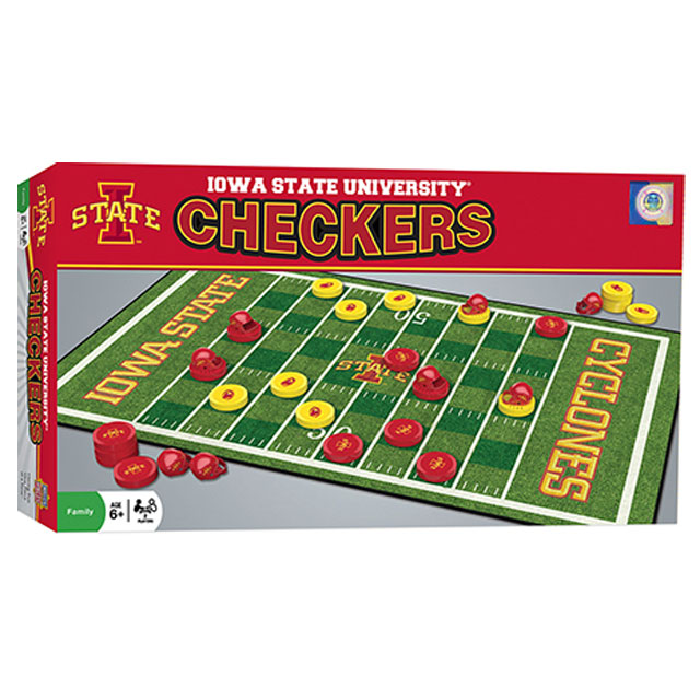 Image For Iowa State Checkers