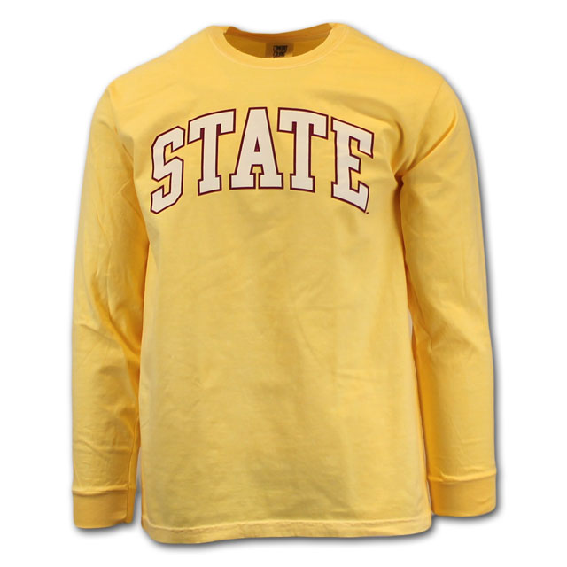 Image For Comfort Colors State Long Sleeve
