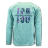 Cover Image for Comfort Colors® Floral ISU Long Sleeve