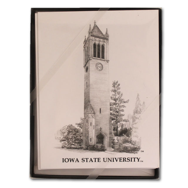 Image For Campanile Blank Card