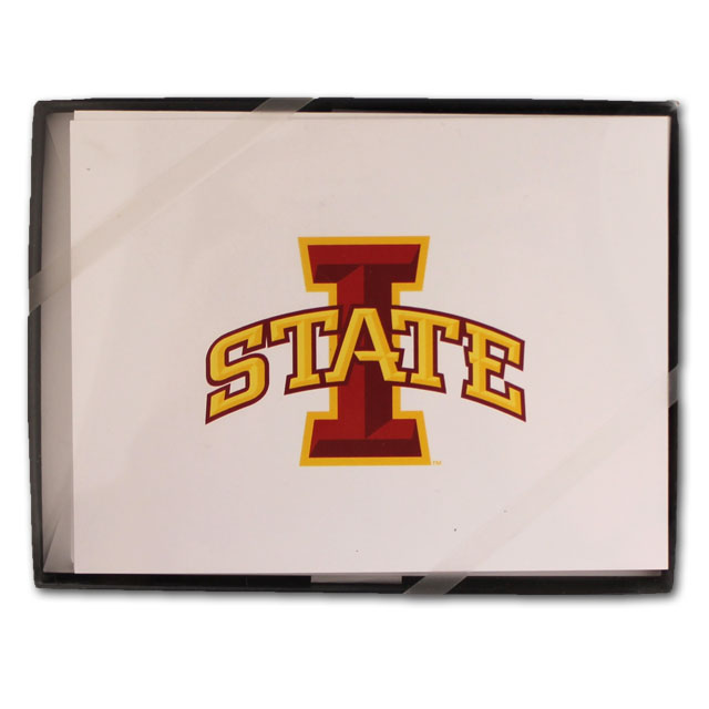 Image For I-State Blank Card Ten Pack