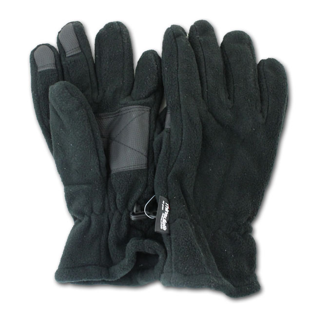 Image For Black Thinsulate Gloves* <i>WAS $15.00</i>