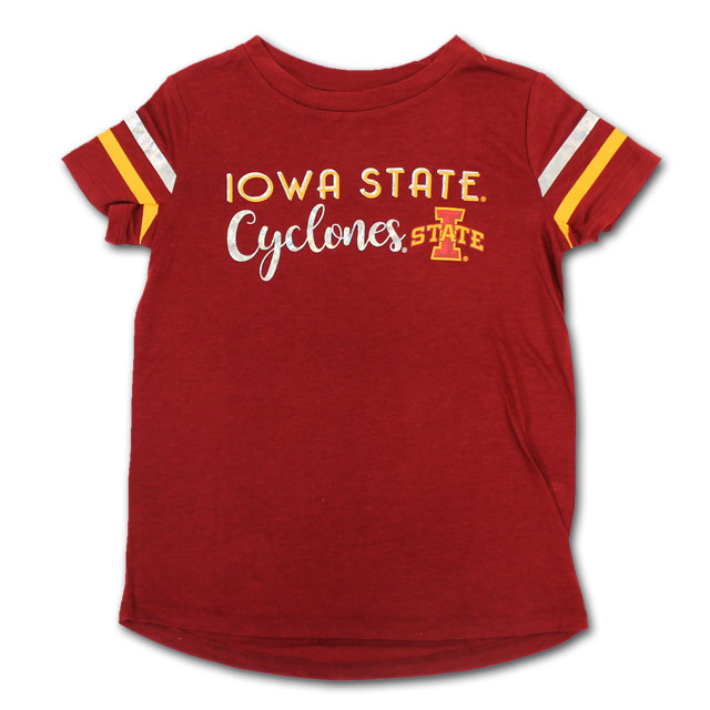 Image For Colosseum® Girl's Iowa State Cyclones*  <i>WAS $24.00</i>