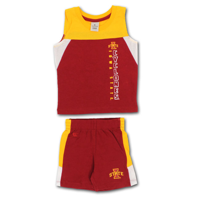 Image For Colosseum® Infant Shirt and Short Set* <i>WAS $26.00</i>