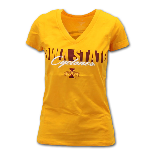 Image For Colosseum® Women's Mascot Cy T-Shirt* <i>WAS $22.00</i>