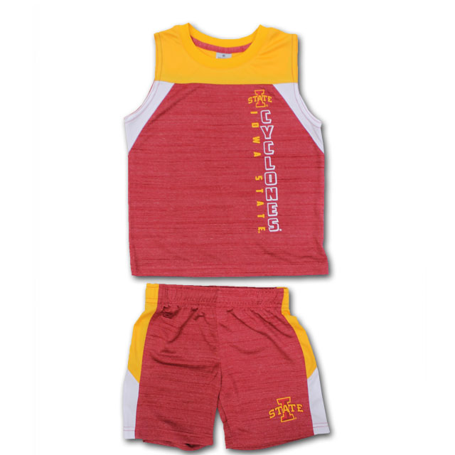 Image For Colosseum® Toddler Cyclones Tank and Shorts Set