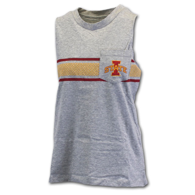 Image For Colosseum® Women's I-State Pocket Tank <i>WAS $29.00</i>