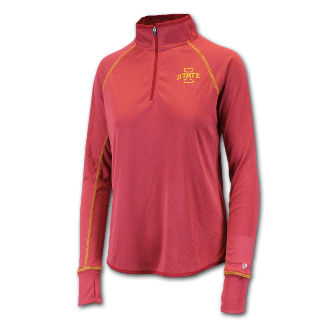 Image For Colosseum® Women's I-State 1/4 Zip* <i>WAS $36.00</i>
