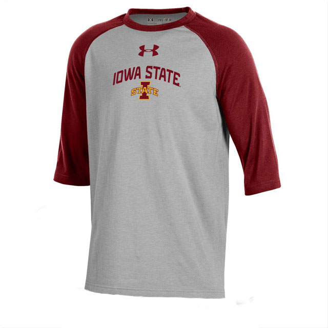 Image For Under Armour® Youth I-State 3/4 Sleeve* WAS $30.00