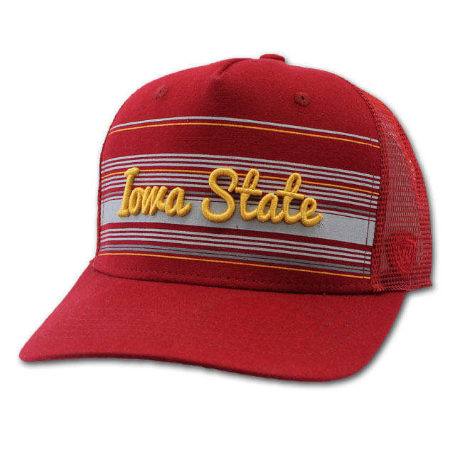 Image For Iowa State Mesh Back Cap