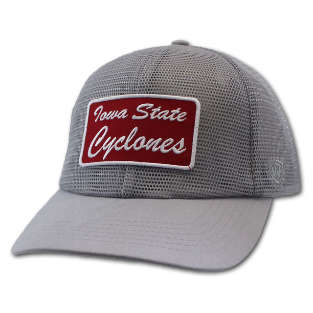 Image For Iowa State Cyclones Patch Mesh Cap