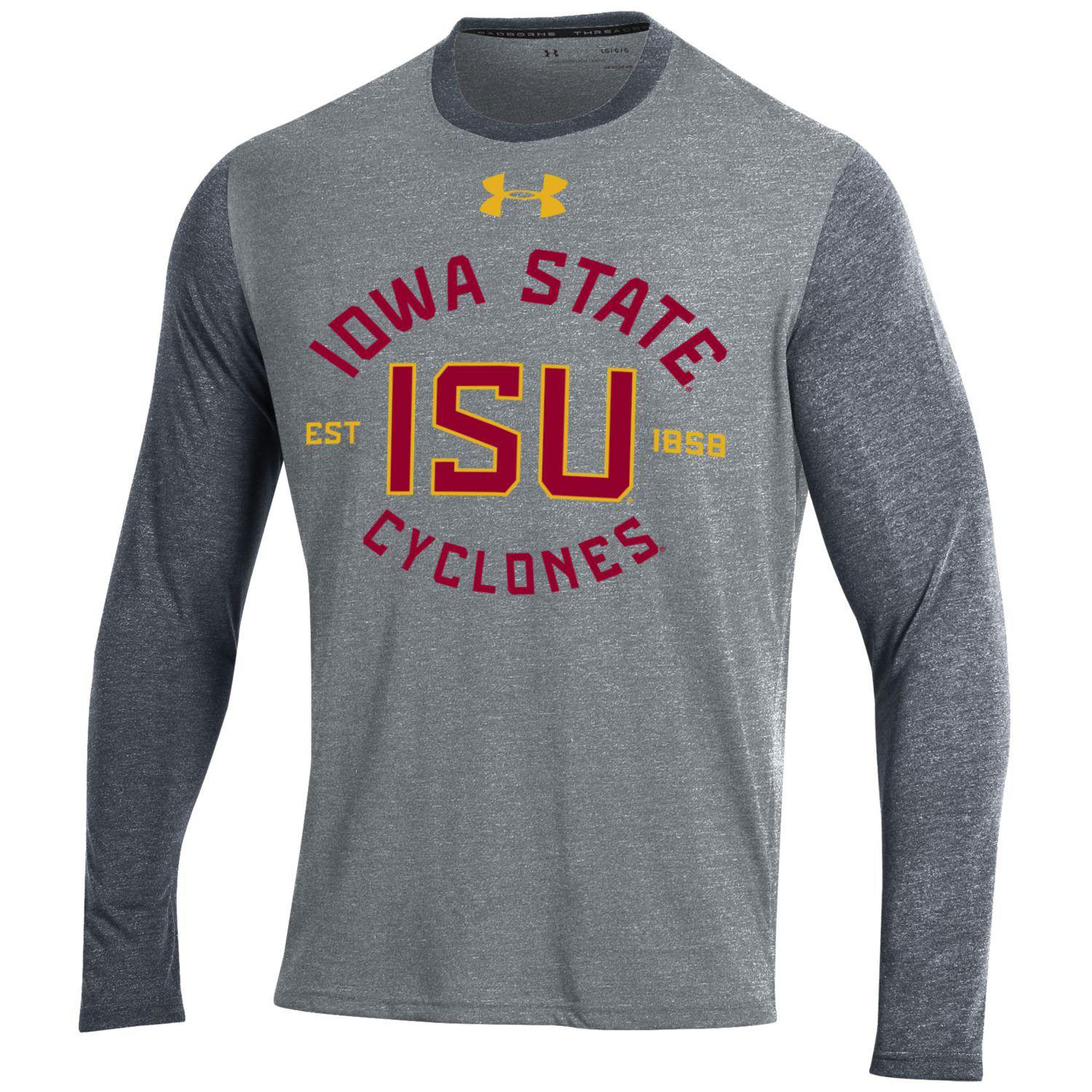 Image For UA® Iowa State Cyclones Long Sleeve