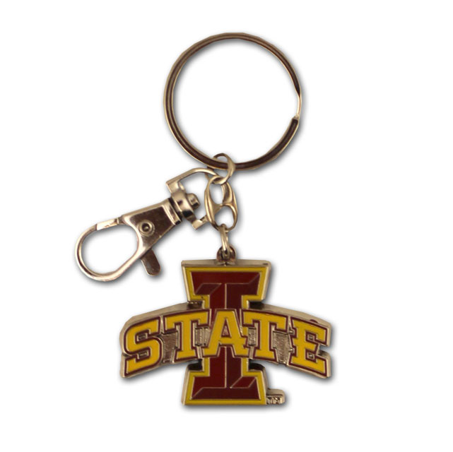 Image For I-State Keyring/Clasp Keychain