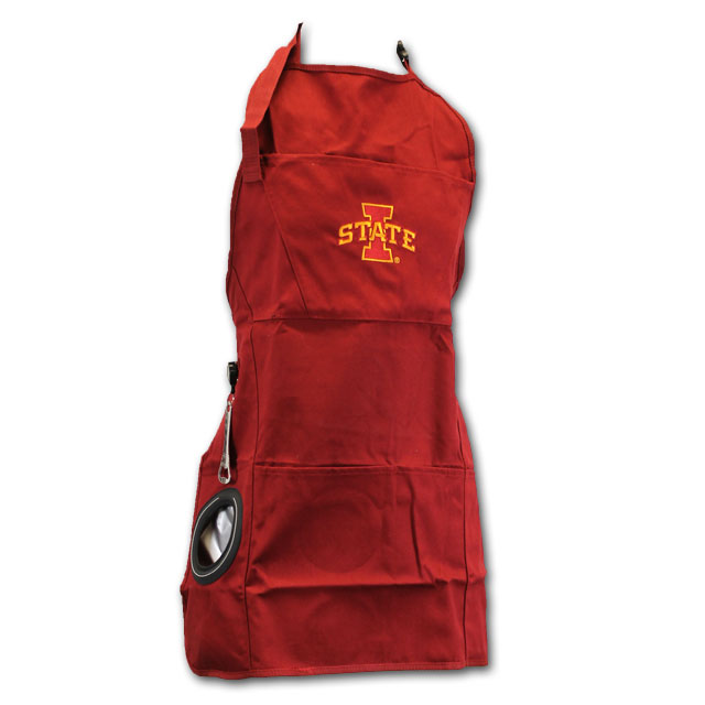 Image For I-State Grilling Apron
