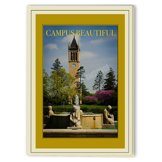 Image For Campus Beautiful Card