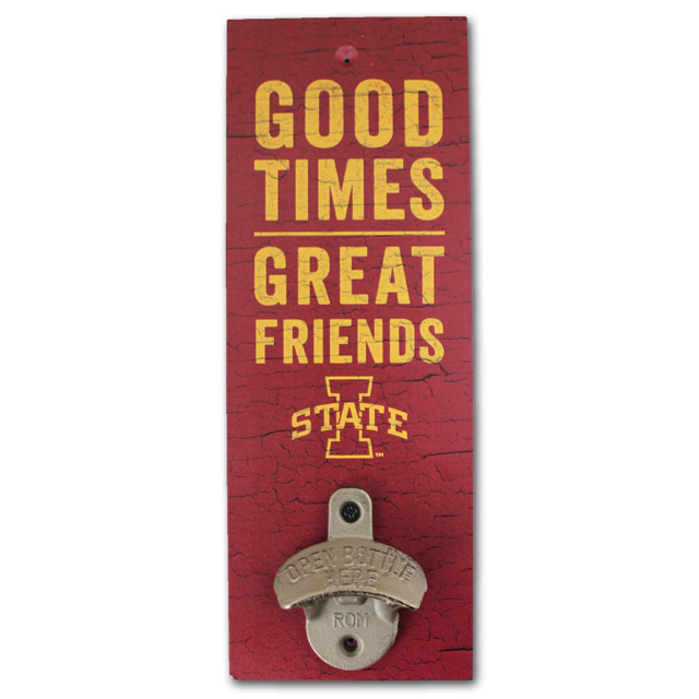 Image For Legacy® I-State Wall Mount Bottle Opener