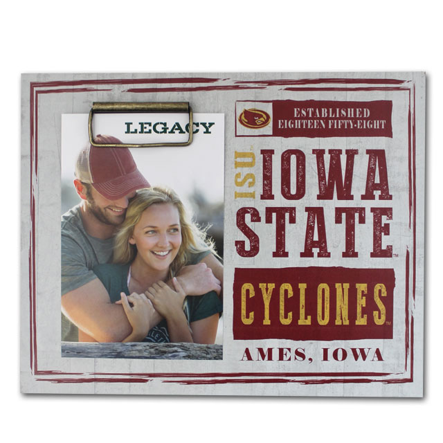 Image For Legacy® Iowa State Memento Holder