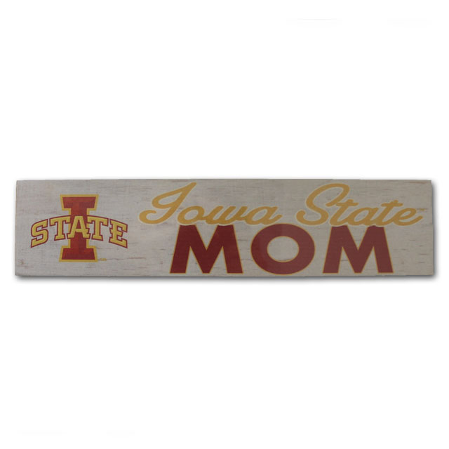 Image For Legacy Iowa State Tabletop Sign