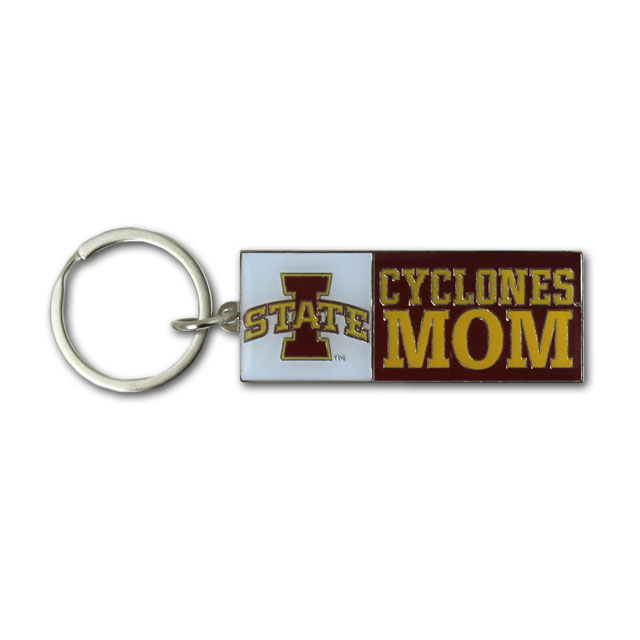 Image For I-State Mom Keytag