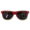 Cover Image for Iowa State Cardinal and Gold Tie Dye Sunglasses