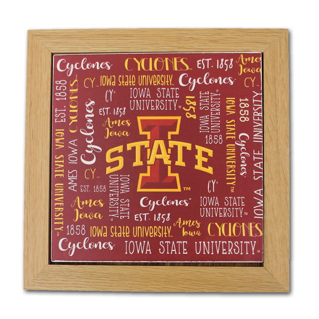 Image For Framed I-State Trivet