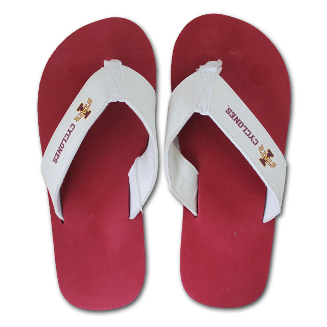 Image For I-State Cyclones Sandal (Large)* <i>WAS $15.00</i>