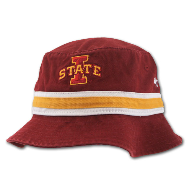 Image For Cardinal I-State Bucket Hat