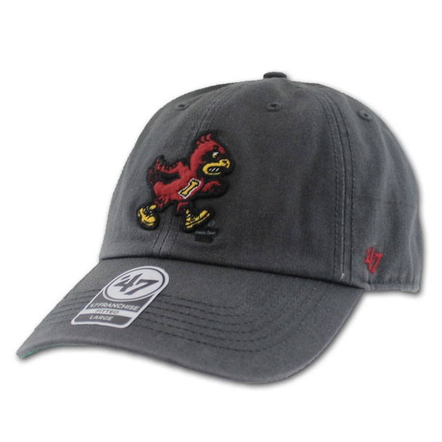 Image For Large Charcoal Walking Cy Cap