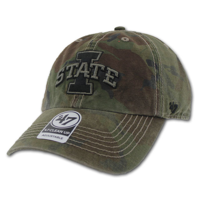 Image For I-State Camo Cap
