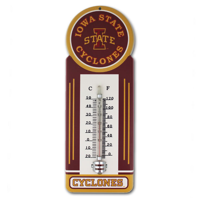 Image For Iowa State Cyclones Thermometer