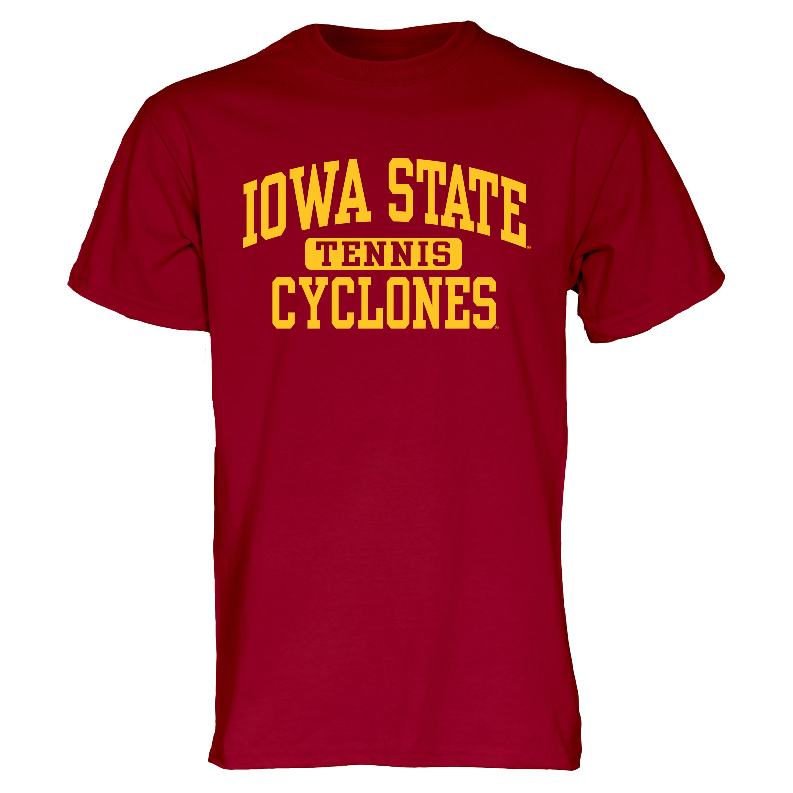 Image For Cardinal Iowa State Sport T-Shirt (Tennis)