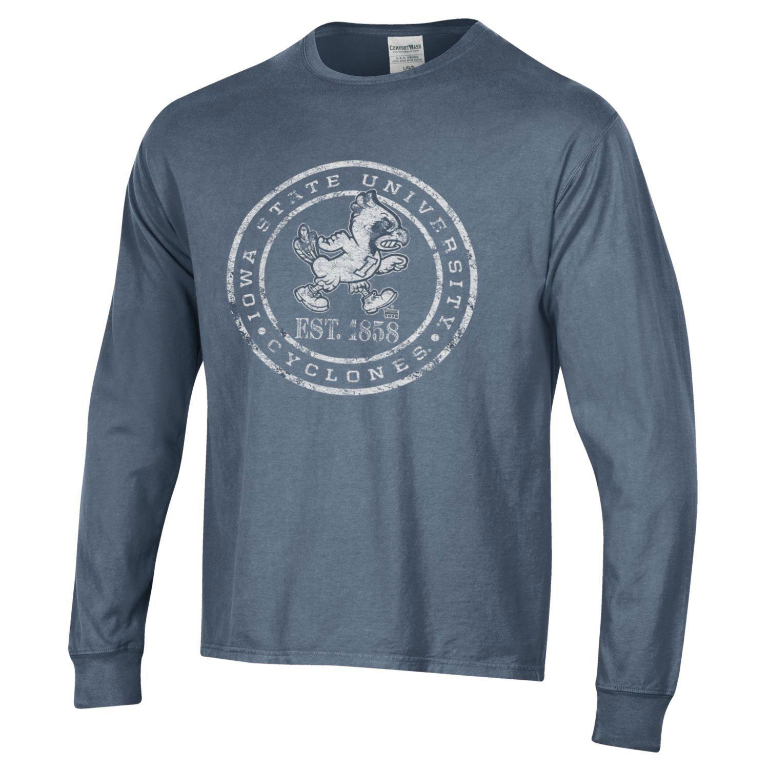 Image For Walking Cy Long Sleeve T-Shirt