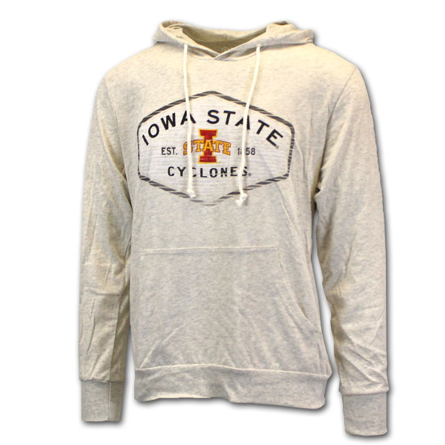 Image For Iowa State Hooded Long Sleeve T-Shirt