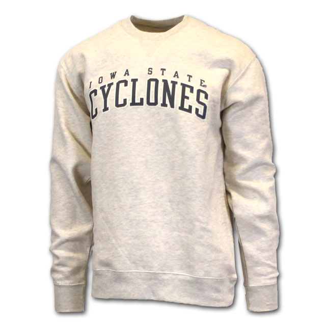 Image For Iowa State Cyclones Crew Neck