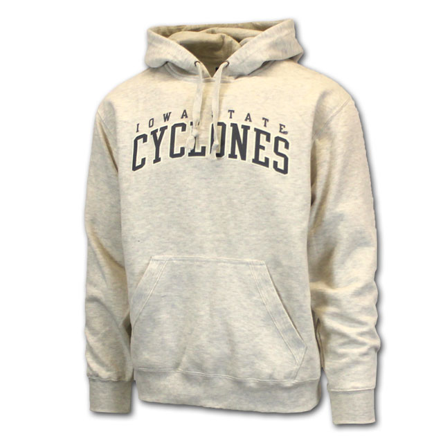 Image For Iowa State Cyclones Hooded Sweatshirt (Oatmeal)