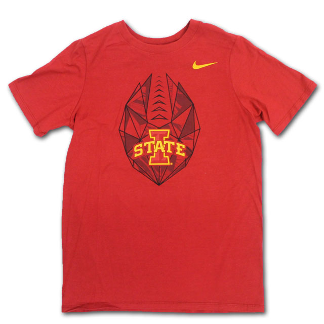 Image For Nike® Youth Football T-Shirt* <i>WAS $24.00</i>