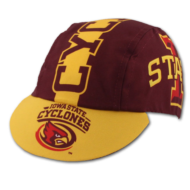 Image For Iowa State Cycling Cap