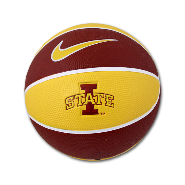 Image For Nike® I-State Mini Basketball