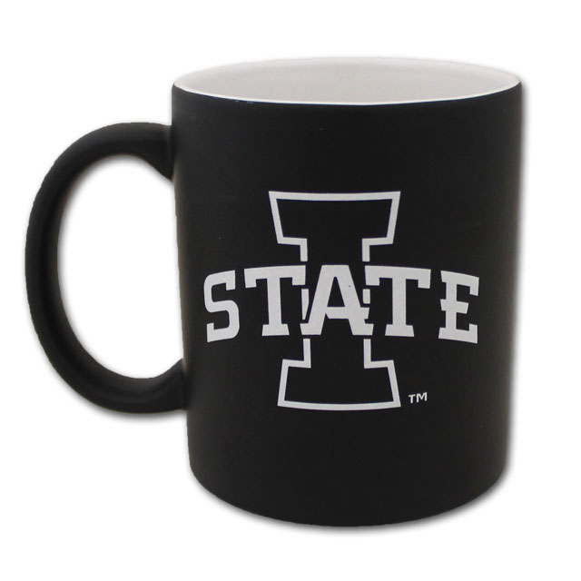 Image For I-State 11-oz. Heat-Changing Mug (Black)